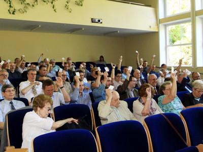 Walne Zgromadzenie Sprawozdawczo-Wyborcze Delegatów Oddziału w Krakowie