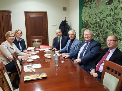 Posiedzenie Kapituły Honorowej Szpady SITPNiG 12.12.2018 r.