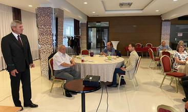 Zwyczajny Sprawozdawczo-Wyborczy Walny Zjazd Delegatów Oddziału w Tarnowie