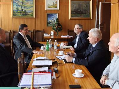 Spotkanie korespondentów SITPNiG do współpracy z SPE , EAGE, AAPG
