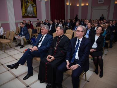 Wyjazd na Konferencję naukowo-historyczną do Lwowa 24-25.XI.2019