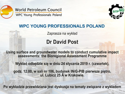 Polska sekcja WPC Young Professionals - zaprasza na wykład