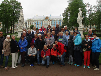 Wycieczka do Sankt Petersburga