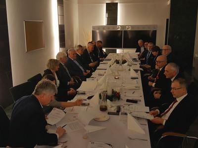 X posiedzenie Zarządu Głównego SITPNiG 19.12.2018 r.