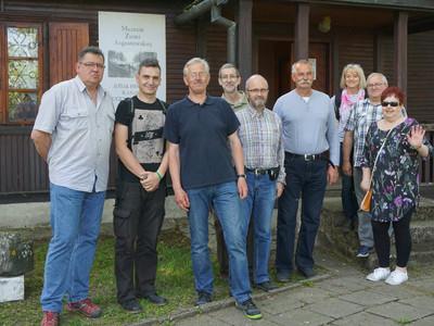 Gazownicy z Gdańska powrócili na Polesie Podlaskie raz jeszcze…