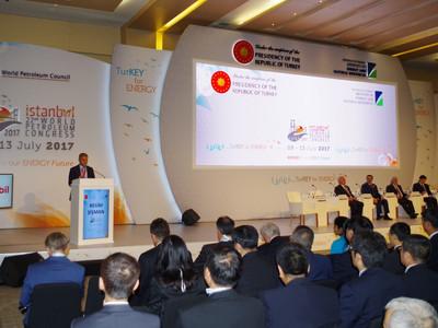 Światowy Kongres Naftowy - Istambuł 2017