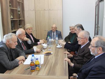 Posiedzenie Rady Seniorów SITPNiG 23.11.2017