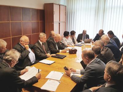 XII posiedzenie Zarządu Głównego SITPNiG - 31.05.2019r.