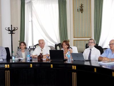 XV posiedzenie Zarządu Głównego SITPNiG