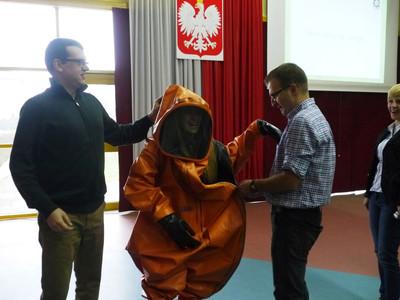 Spotkanie edukacyjne dla młodzieży w Drezdenku