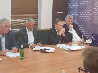XIII posiedzenie Zarządu Głównego - 12.09.2019