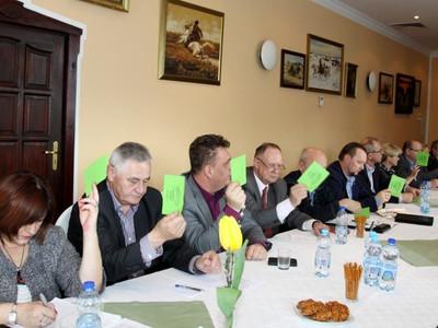 Walne Zgromadzenie Sprawozdawczo-Wyborcze Delegatów Oddziału w Katowicach