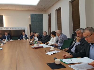 XIV Posiedzenie Zarządu Głównego SITPNiG - 14.10.2019 r.