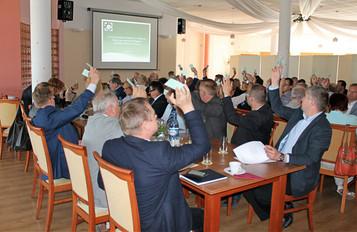 Walne Zgromadzenie Delegatów Oddziału SITPNiG w Poznaniu