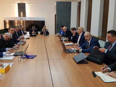 Posiedzenie Prezydium i Zarządu Głównego SITPNIG