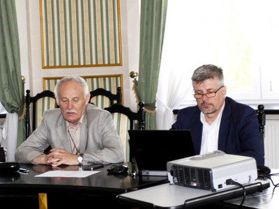 Posiedzenie Polskiego Komitetu Narodowego Światowej Rady Naftowej