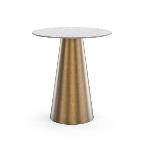 Damon Bar Table - Gold