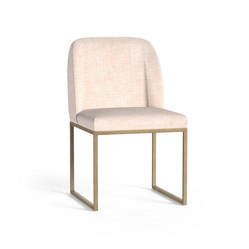 Nevin Dining Chair - Polo Club Muslin