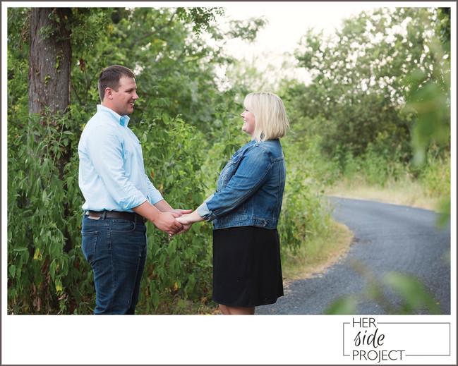 Kristina + Matt: Couples Session
