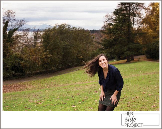 From Nashville to Seattle: Portrait Session