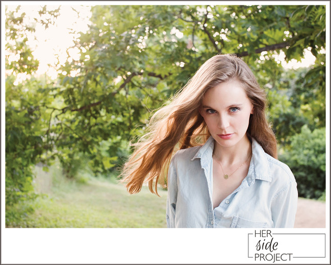Down By The Water: Portrait Session