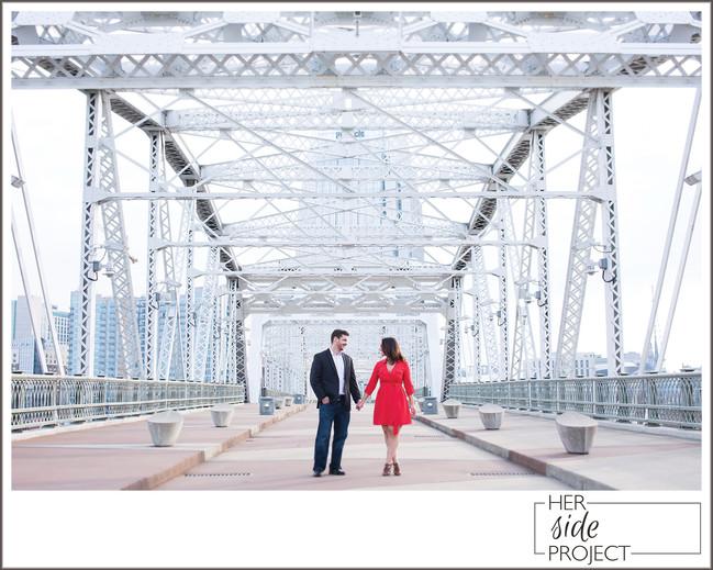 Proposal on the Nashville Pedestrian Bridge: Couples Session