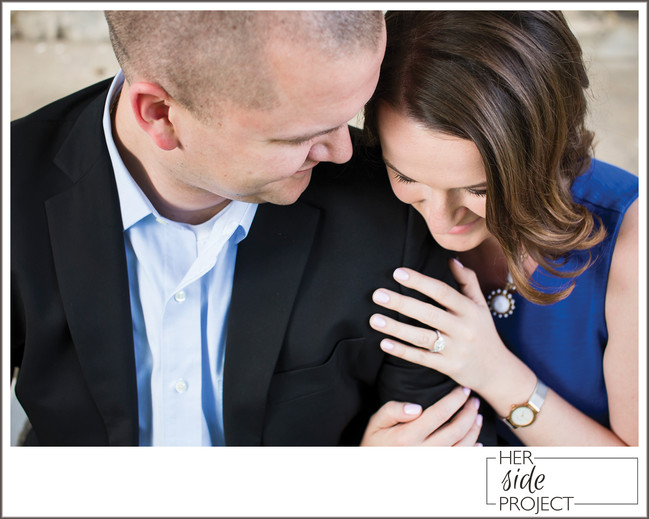Caitlin + Tom: Couples Session