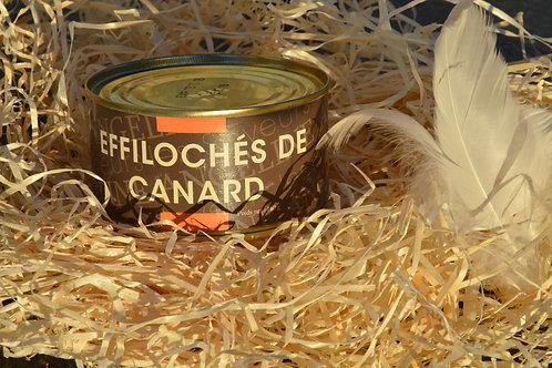 EFFILOCHES DE CANARD  160g