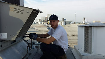 HVAC services and cleaning
