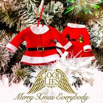 The Good Lies / Merry Xmas Everybody