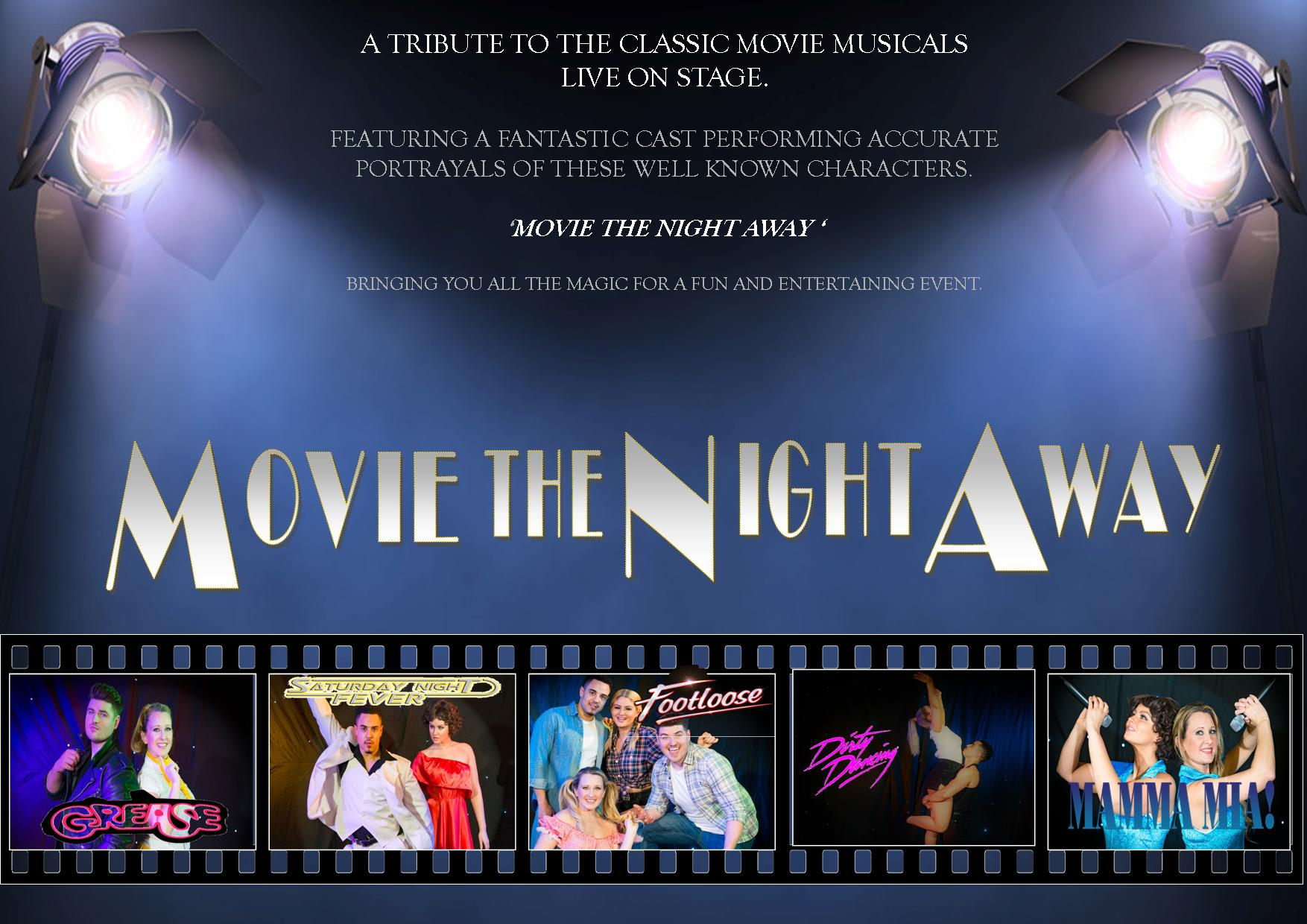 Movie The Night Away