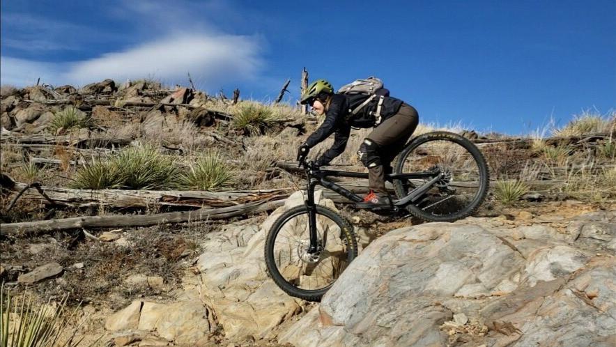 Ginny, Fort Collins, mountain bike, Bobcat Ridge