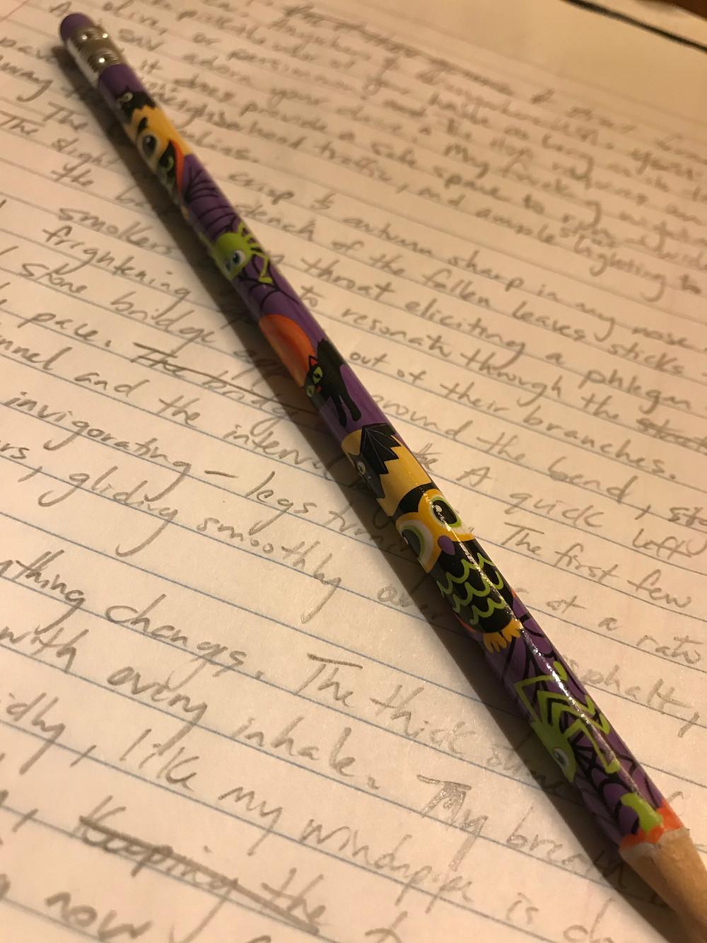 #penciloftheday