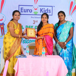 As an annual day Chief Guest