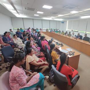 @ Infosys, Chennai