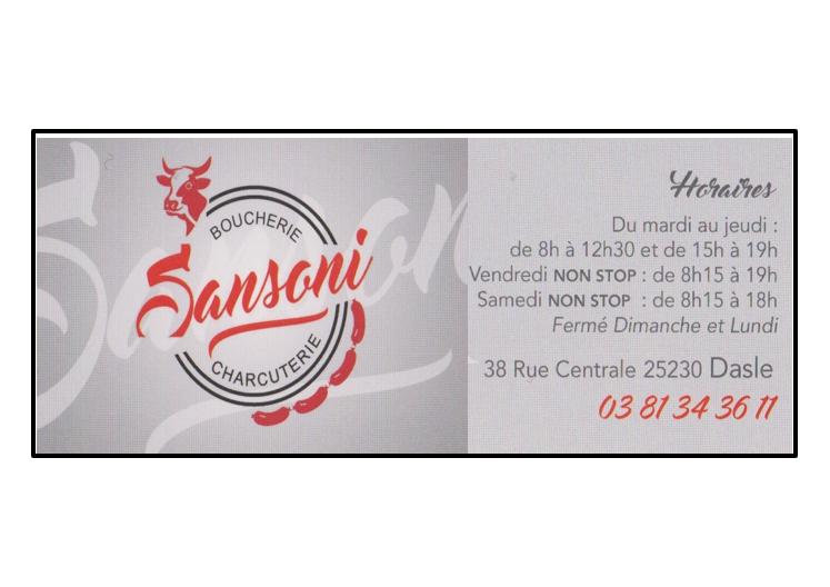 Boucherie Sansoni