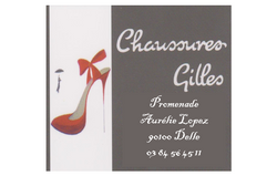 Chaussures Gilles