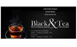 Black and Tea