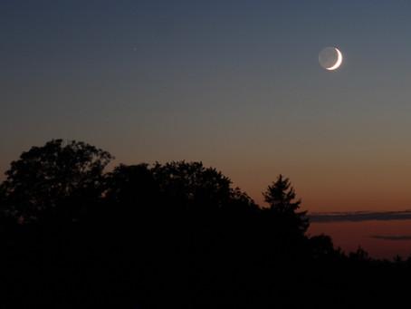 Die Rolle des Mondes bei der Zeitmessung