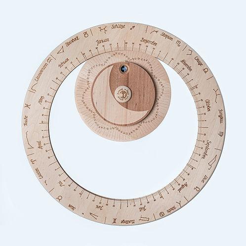 Das Mondrad (astronomische Version)