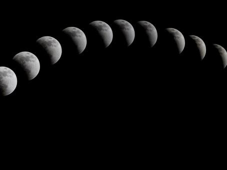 Auch der Mond hat einen Jahreszyklus