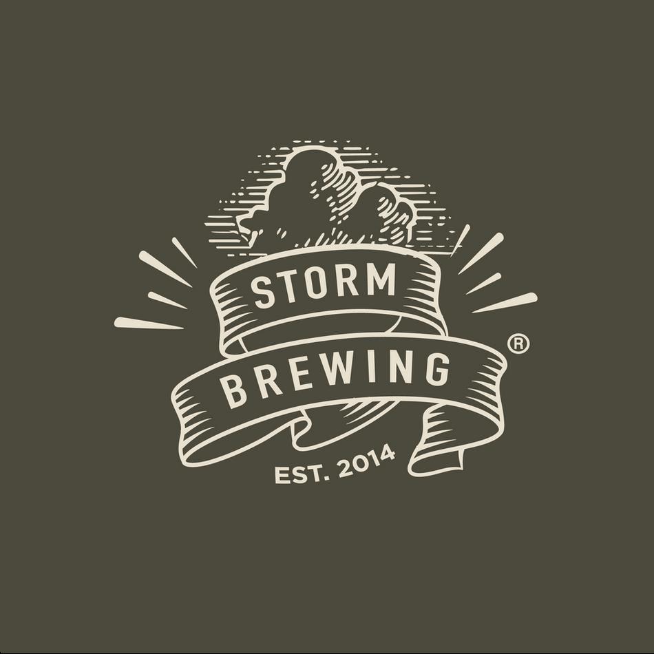 Storm Brewing Logo