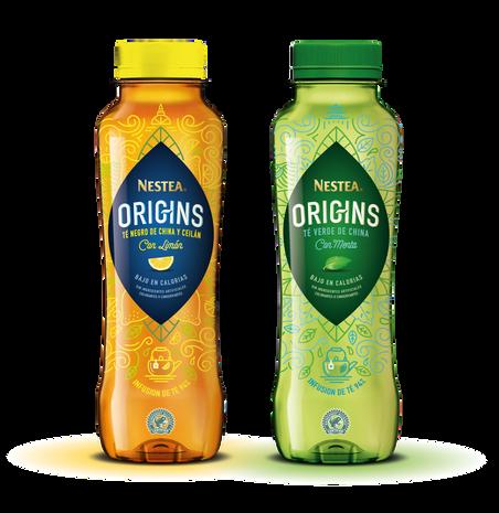 Nestea bottles
