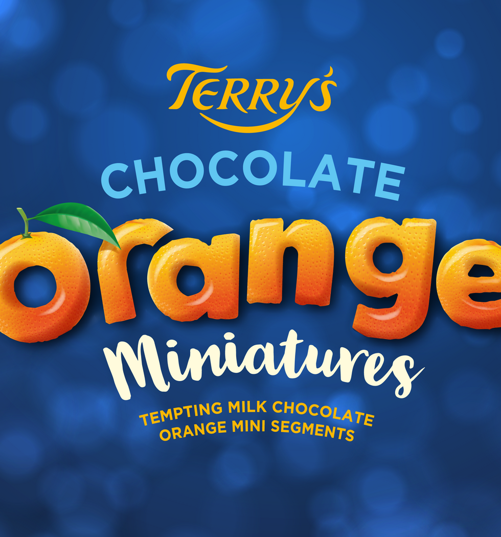 Terry's Chocolate Minitures