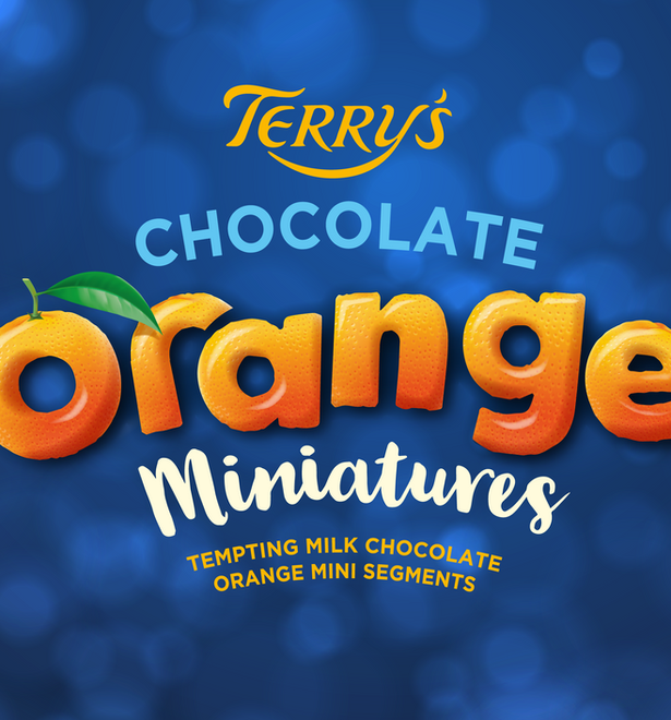 Terry's Chocolate Orange Miniatures