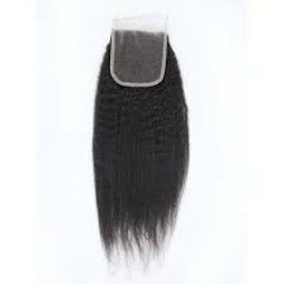 (Click Photo) Kinky Hair Closure