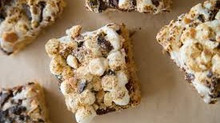 S'more Crazy: Rice Krispie Treats