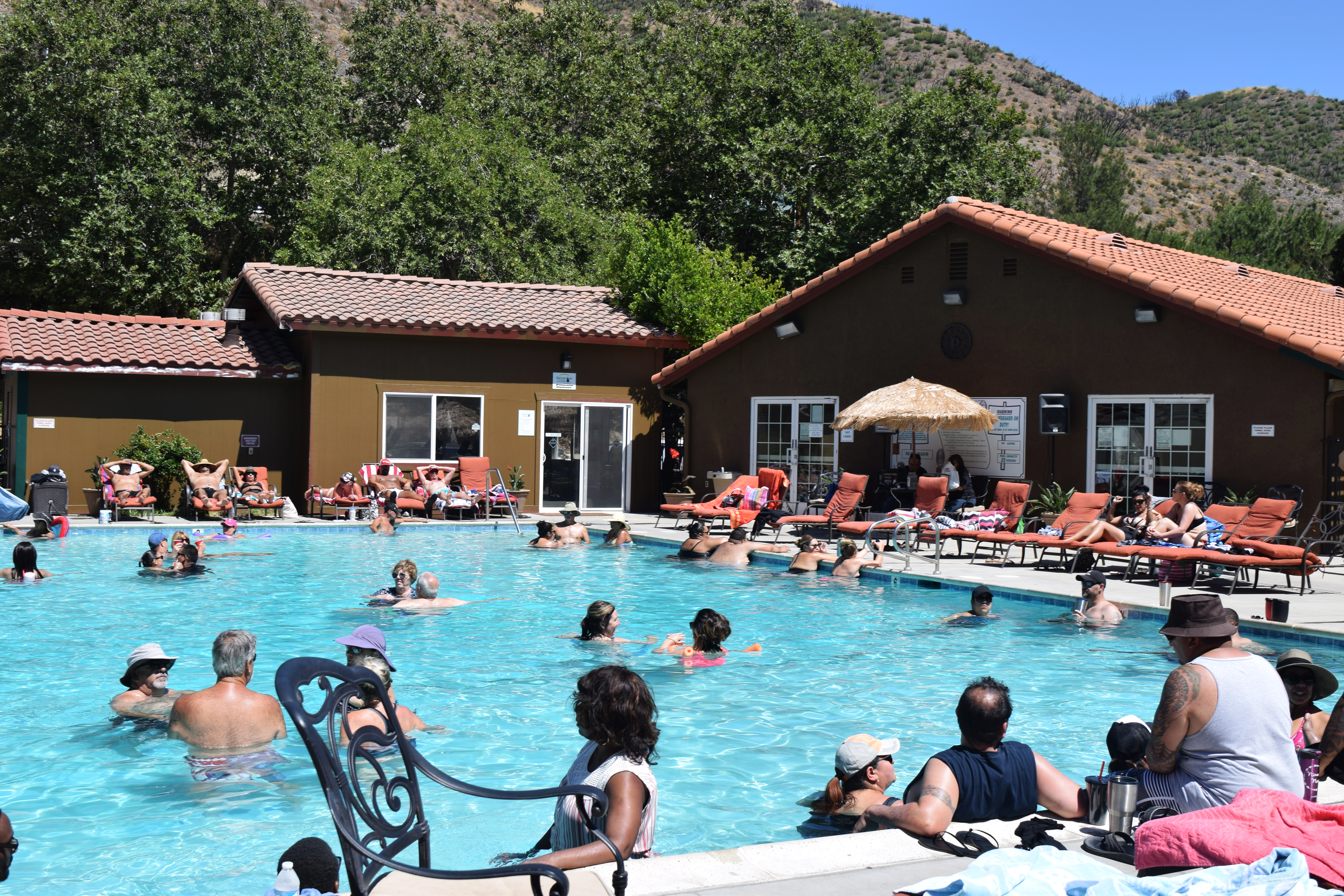 camping in the heat, stay cool! | mountain lakes resort | lytle