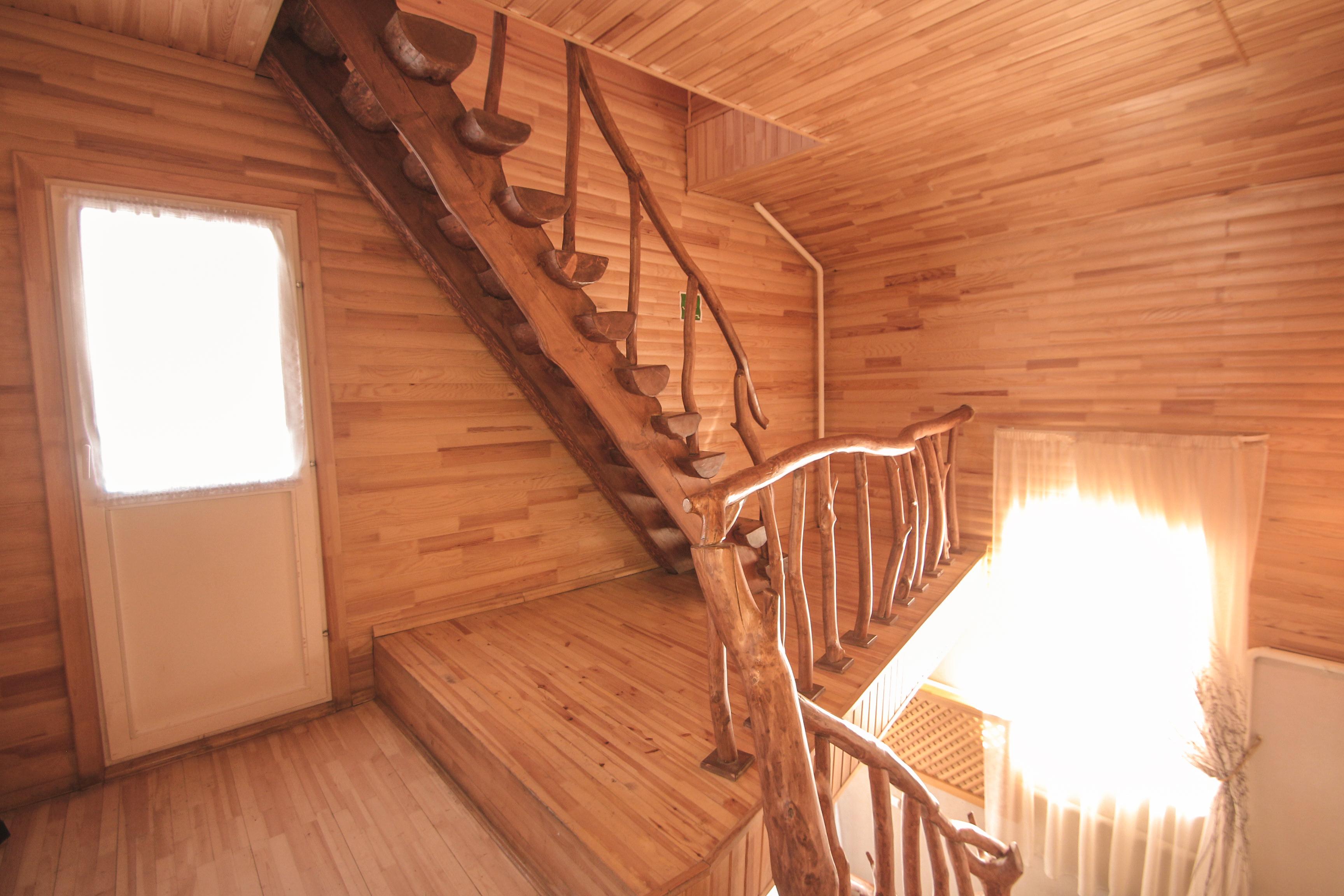 гостевой дом №1 лестница