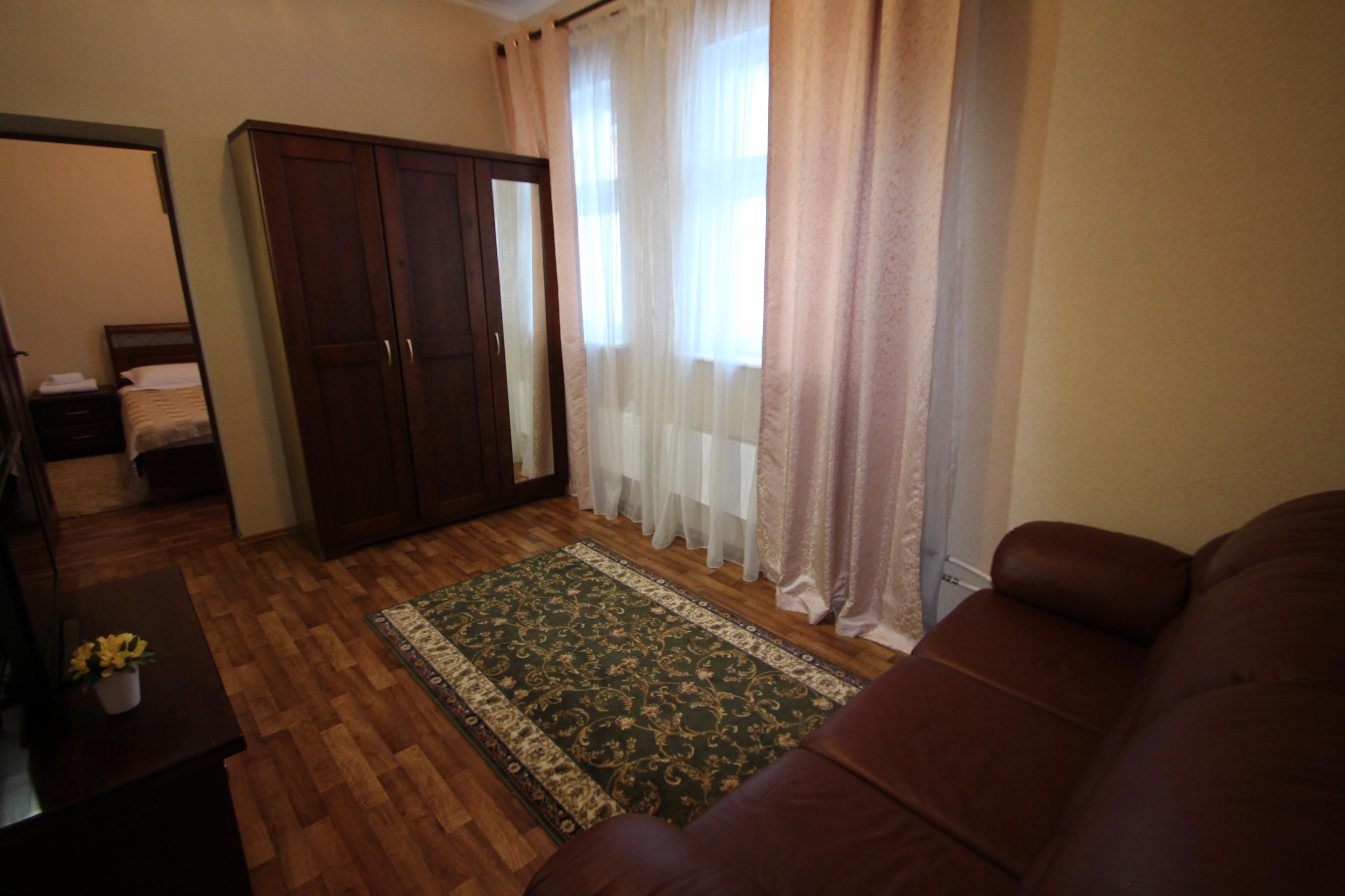 2х комнатная квартира №7